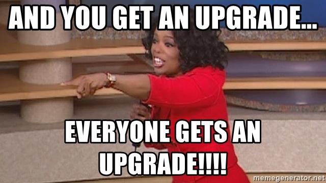 Oprah-Upgrades