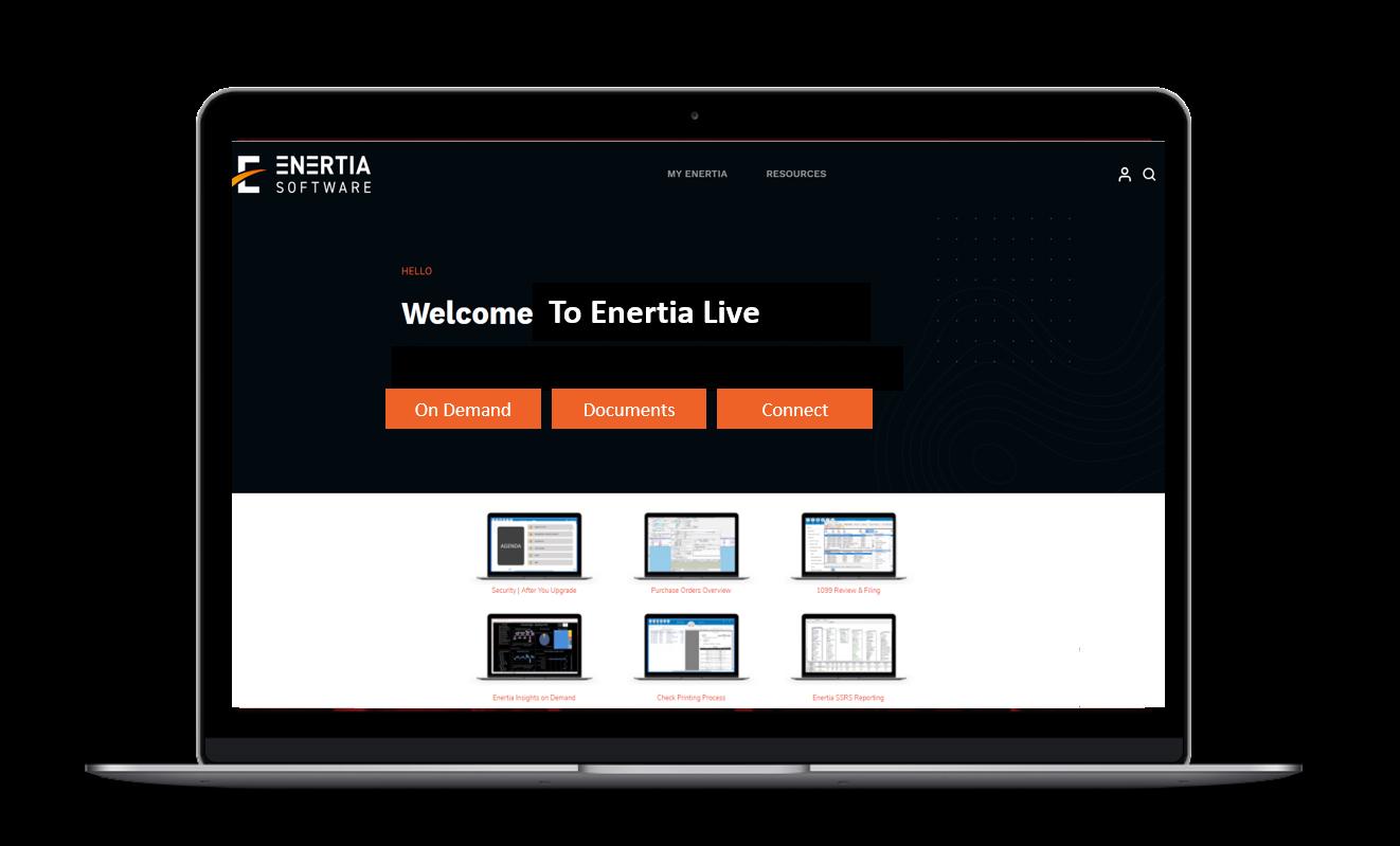Enertia-Live-Software-Community
